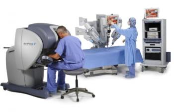 期待されるロボット手術